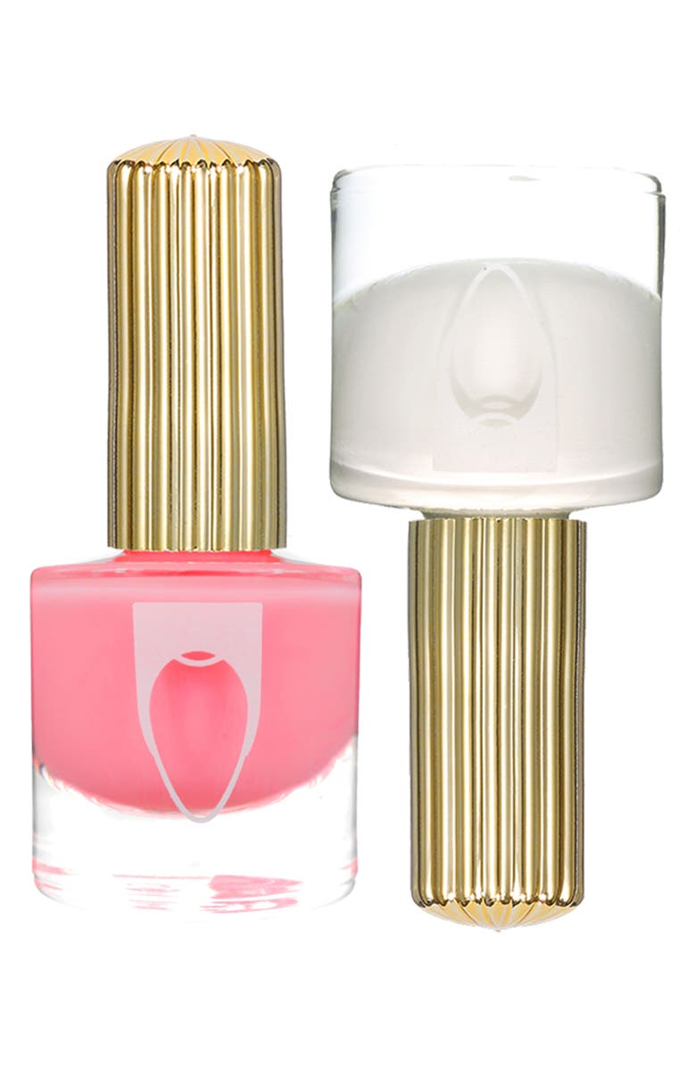 FLOSS GLOSS Pro Nail Lacquer Set, Main, color, PLAYADEL PINK/ MRS MONTANA