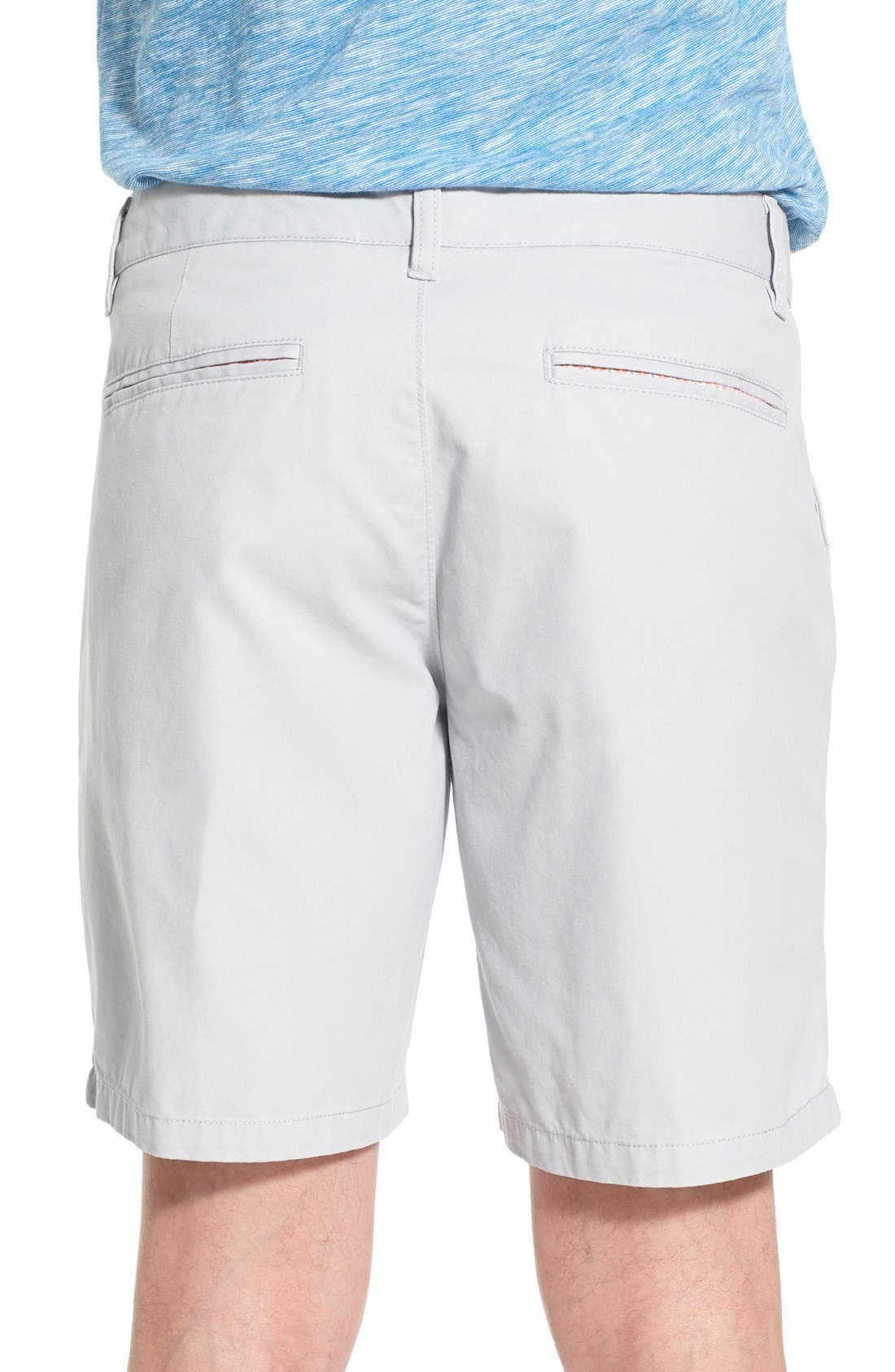 ,                             Washed Chino Shorts,                             Alternate thumbnail 17, color,                             025