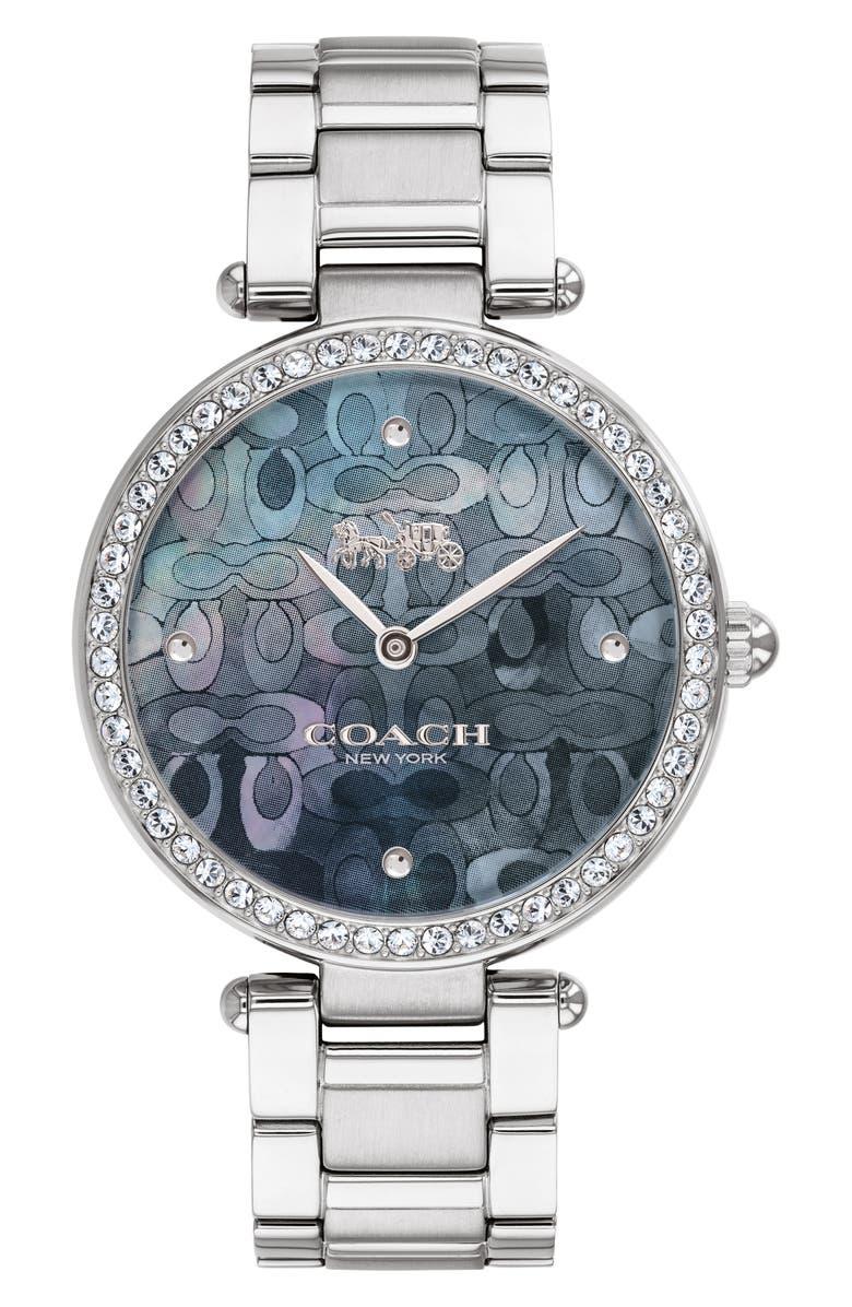 COACH Park Bracelet Watch 34mm