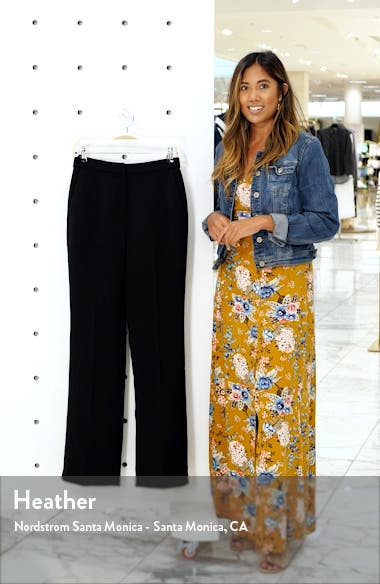 Wide Leg Suit Pants, sales video thumbnail