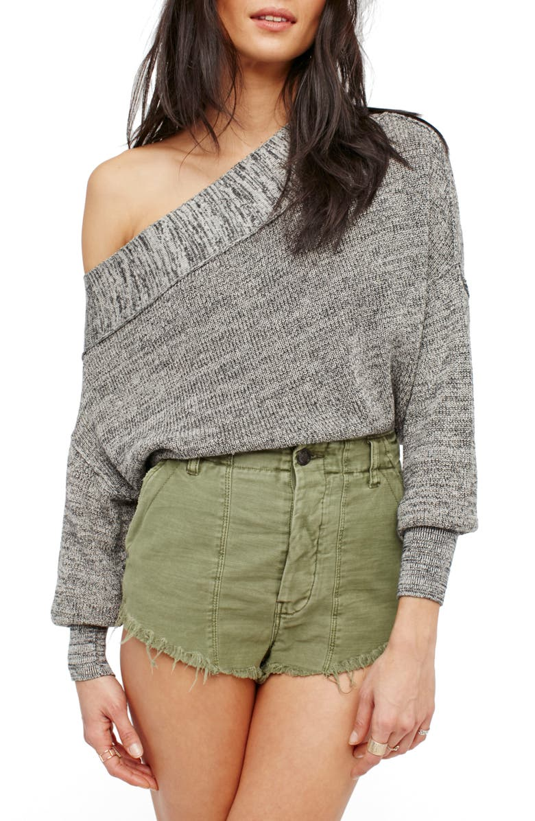 FREE PEOPLE Alana Pullover Sweater, Main, color, 030