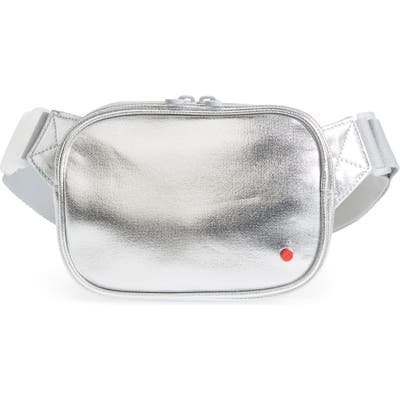 State Bags Crosby Metallic Belt Bag - Metallic