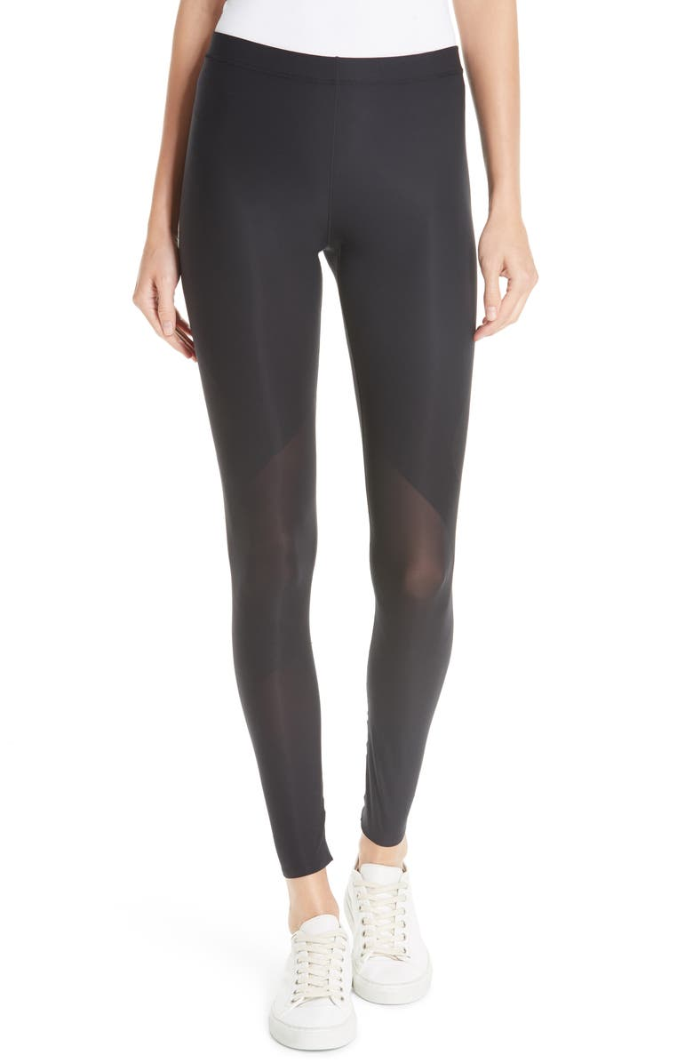 MISSION STATEMENT Strides Running Tights, Main, color, 001