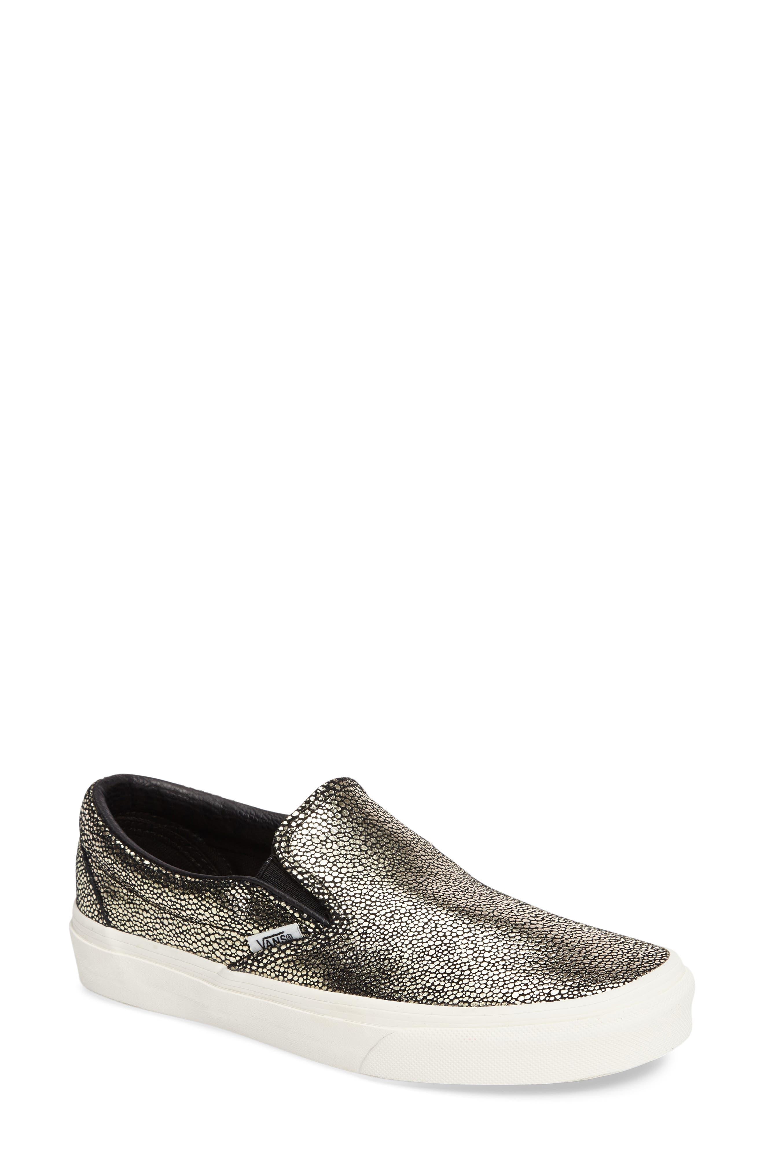 ,                             Classic Slip-On Sneaker,                             Main thumbnail 443, color,                             710