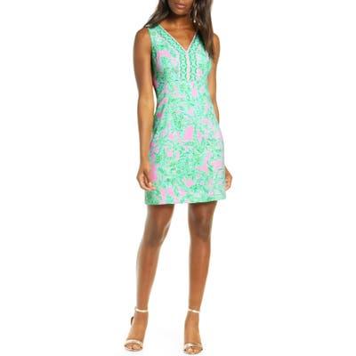 Lilly Pulitzer Vivian Stretch Sheath Dress, Pink