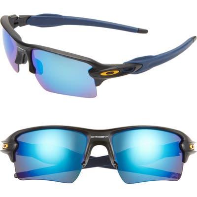 Oakley Nfl Flak 2.l 5m Polarized Sunglasses - Los Angeles Chargers