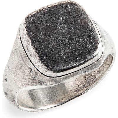John Varvatos Silver Ring
