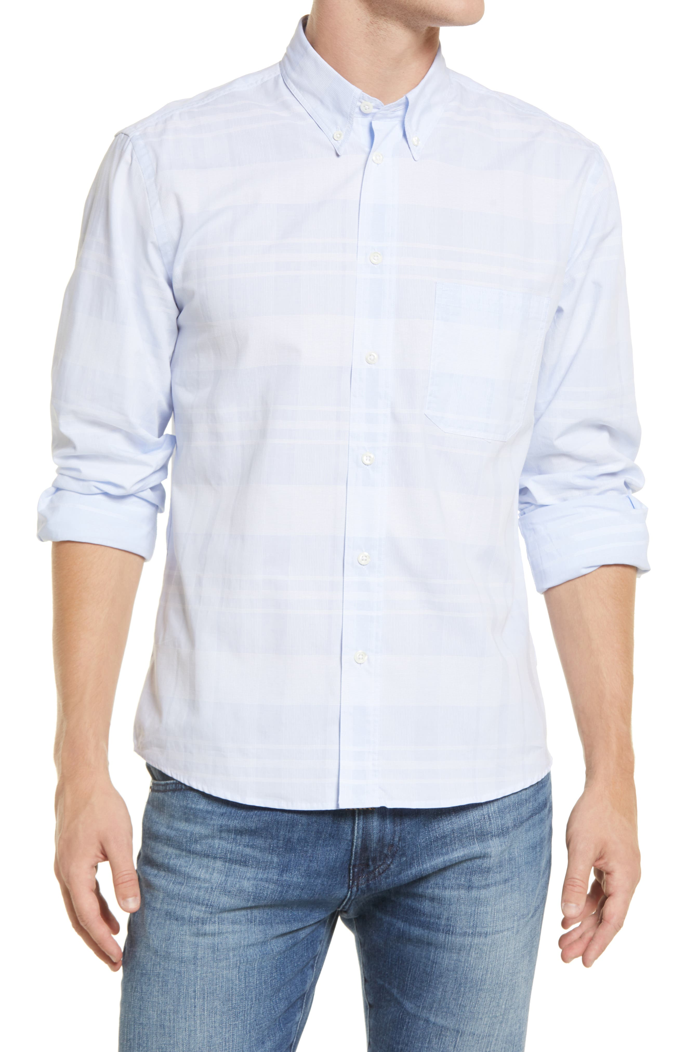 Tuscumbia Standard Fit Button-Down Shirt