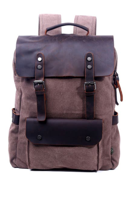 Image of TSD Valley Hills Canvas Backpack