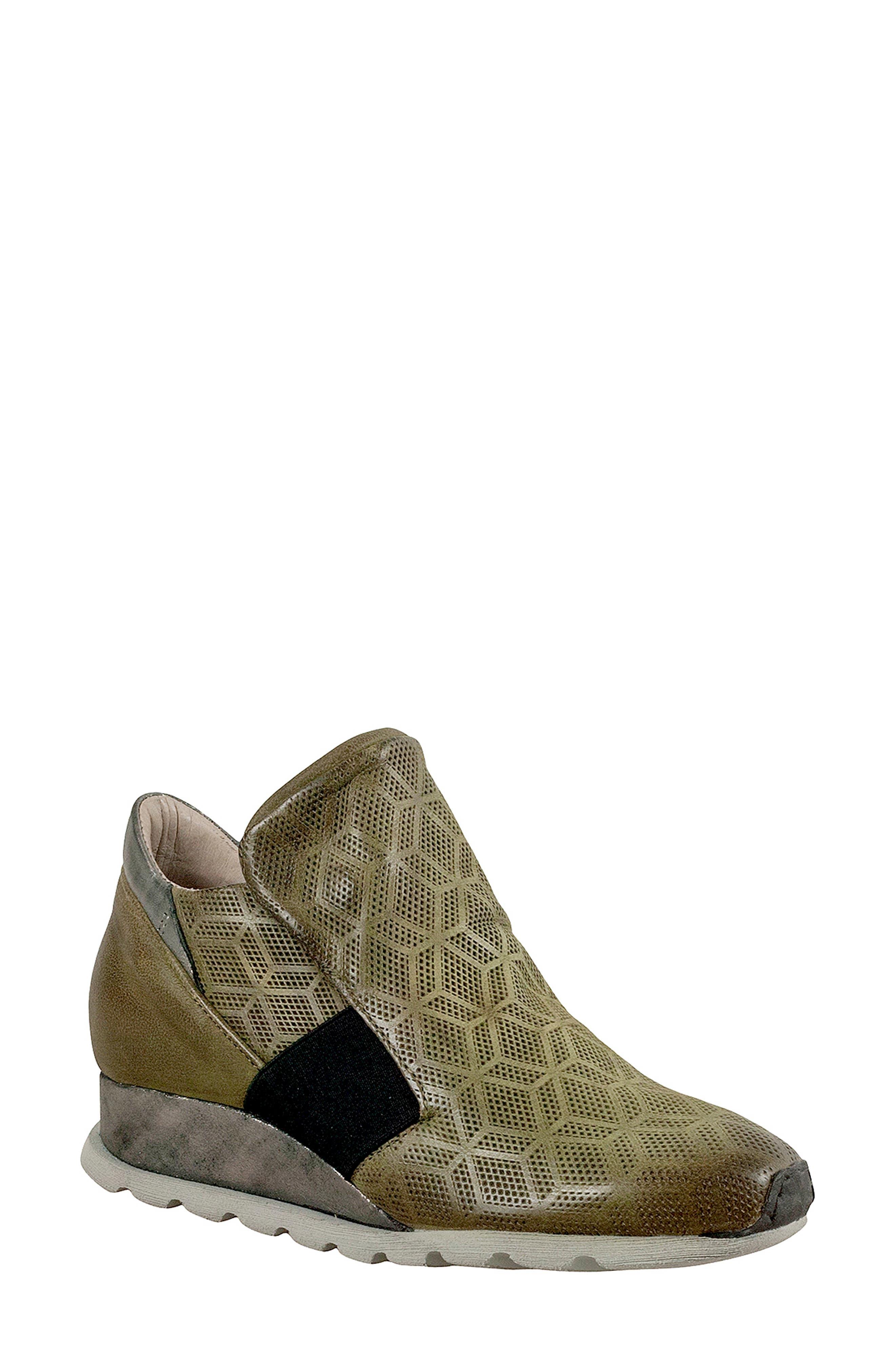 Miz Mooz Canarsie Sneaker, Green