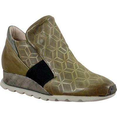 Miz Mooz Canarsie Sneaker Green
