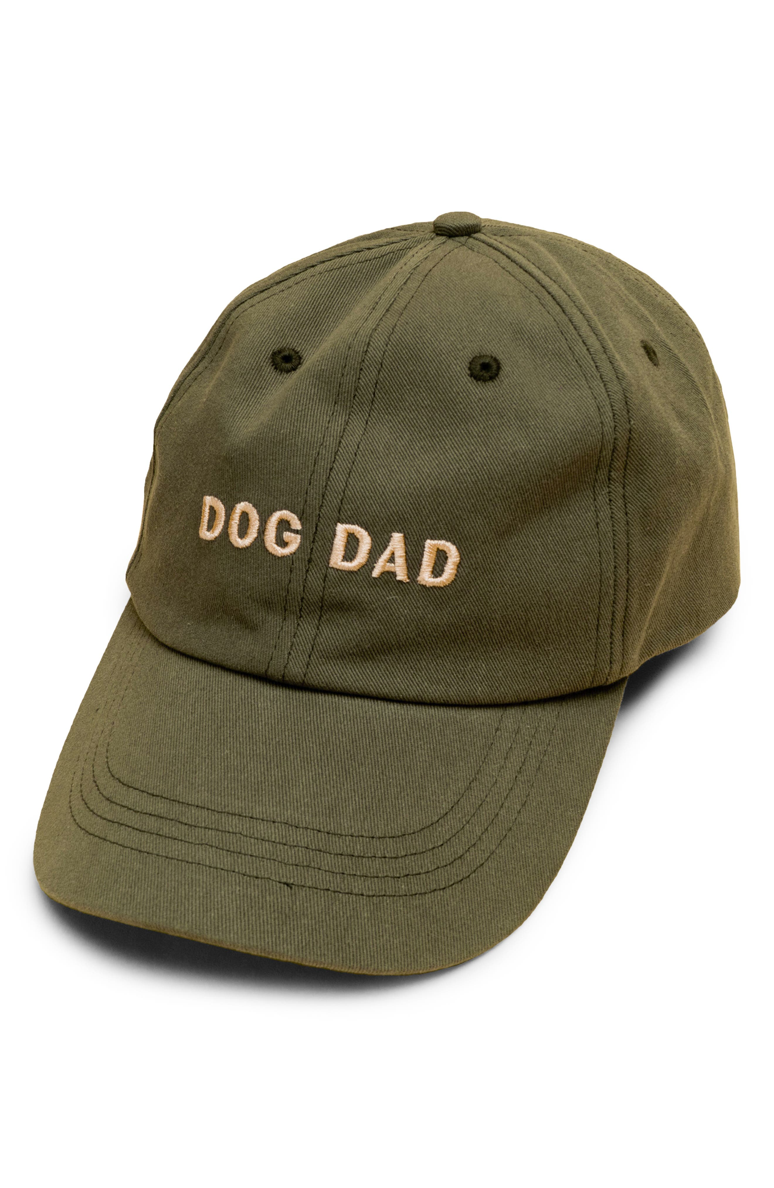 Lucy & Co. Dog Dad Baseball Hat