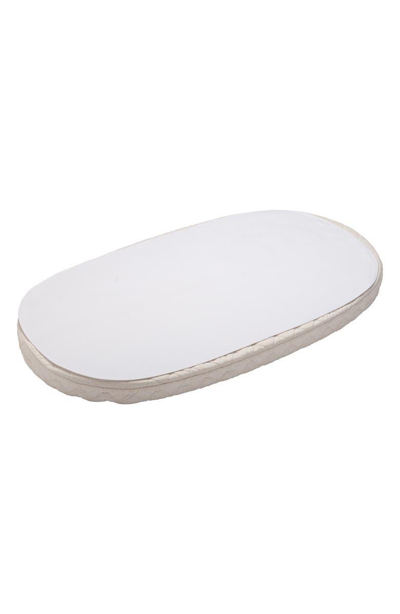 STOKKE Sleepi<sup>™</sup> Waterproof Oval Sheet, Main, color, WHITE