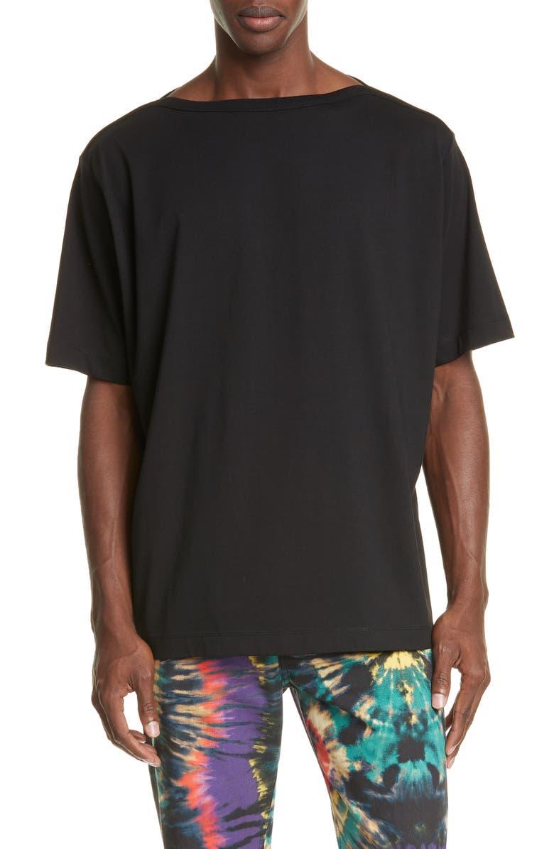 Dries Van Noten Solid Oversize T Shirt