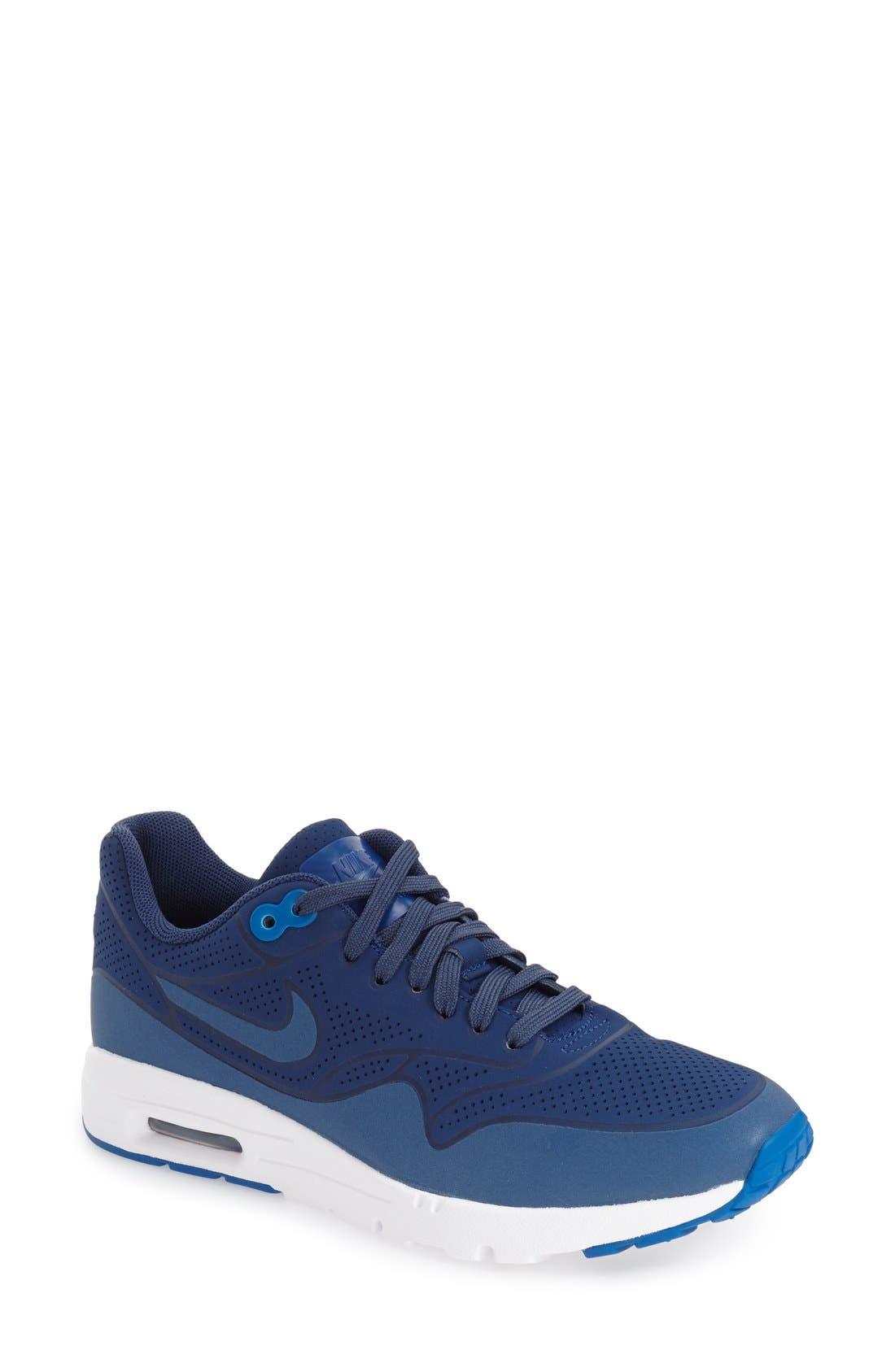 ,                             'Air Max 1 - Ultra Moire' Sneaker,                             Main thumbnail 81, color,                             403