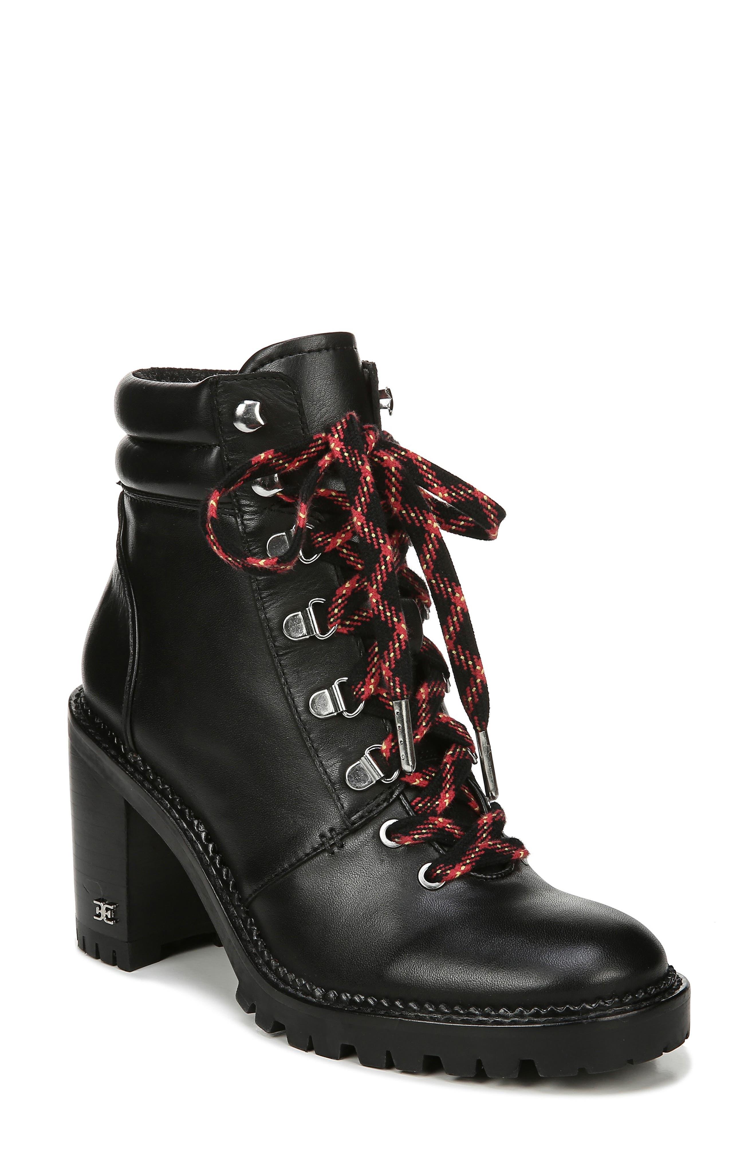 Sam Edelman Boots Sade Lace-Up Boot