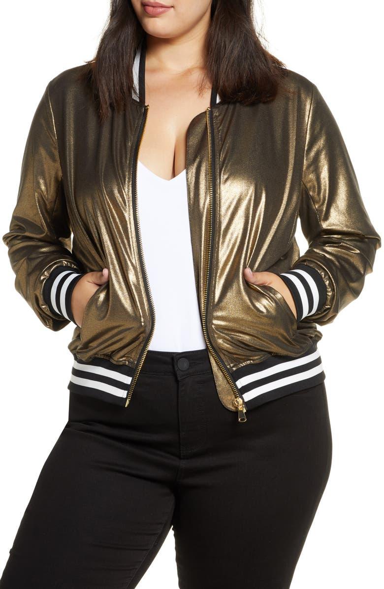 COLDESINA Nikki Bomber Jacket, Main, color, 715