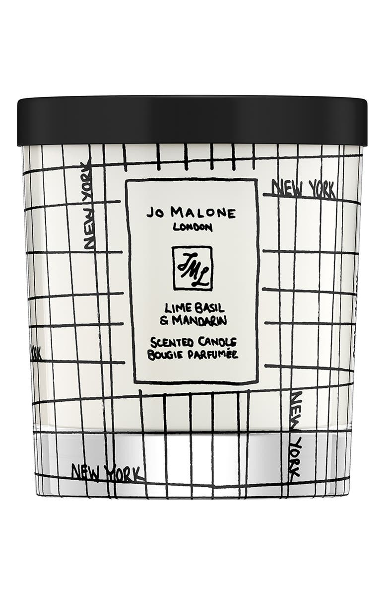 JO MALONE LONDON<SUP>™</SUP> City Editions Lime Basil & Mandarin Candle, Main, color, NO COLOR