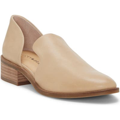 Lucky Brand Gennifa Flat- Beige
