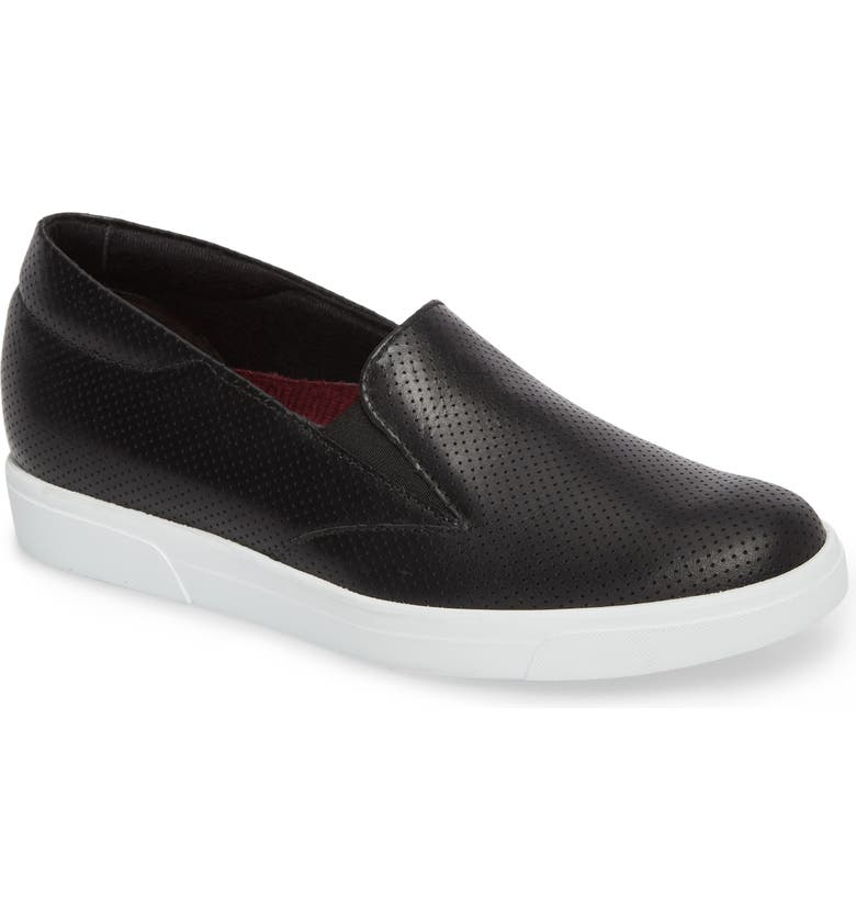 MUNRO Lulu Slip-On Sneaker, Main, color, 002