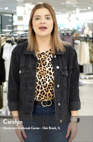 Lea Linen Cardigan, sales video thumbnail