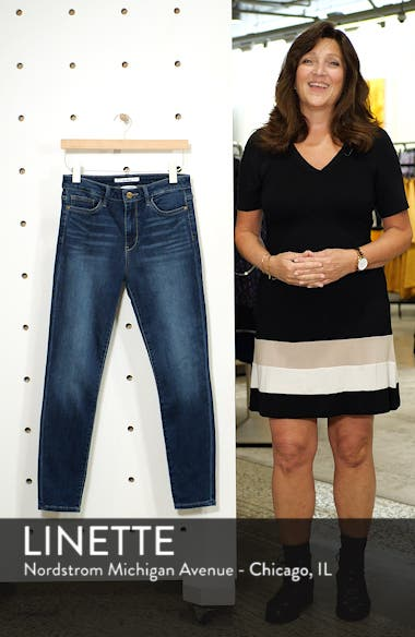 The Stiletto High Rise Skinny Jeans, sales video thumbnail