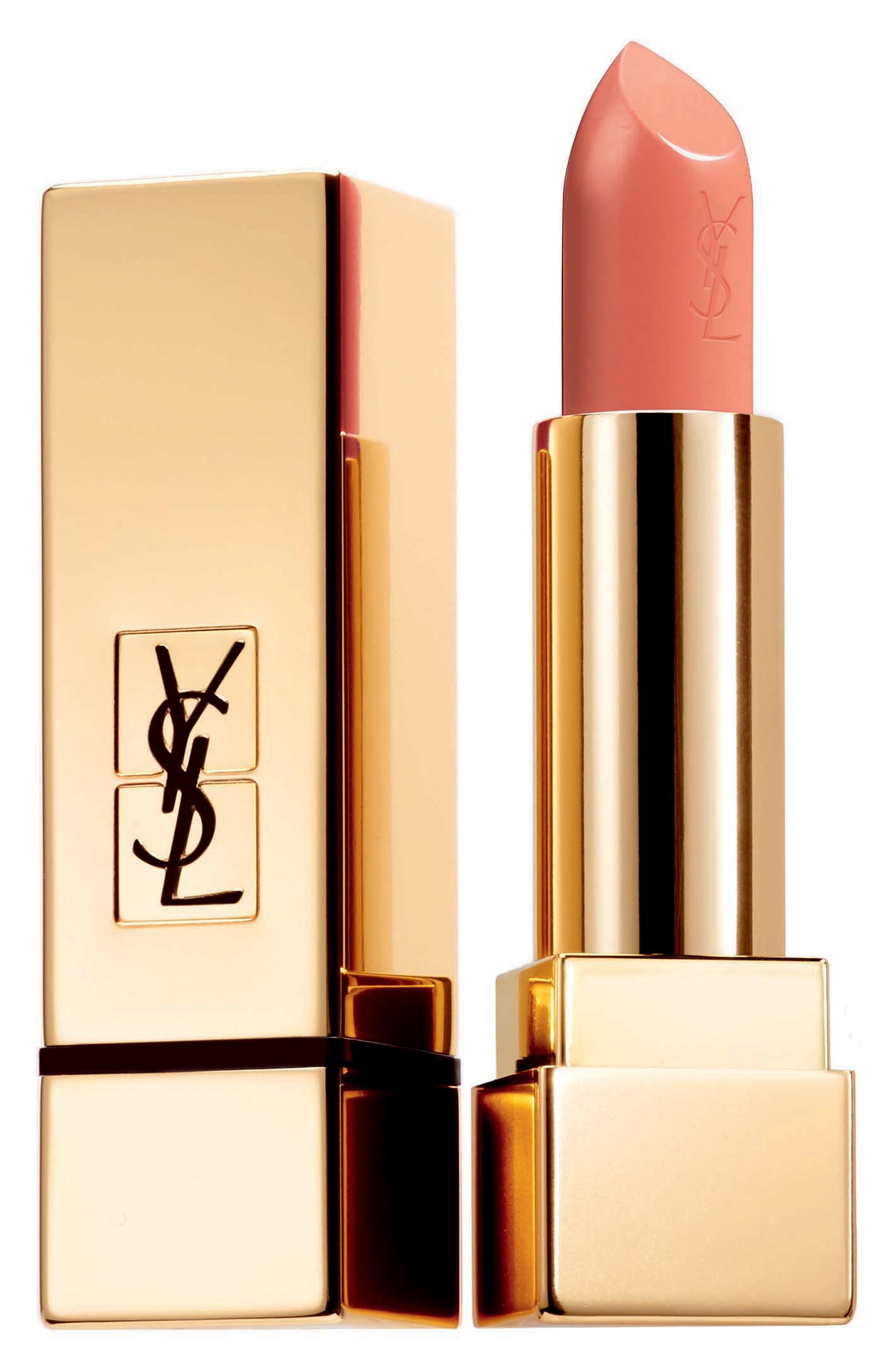 Yves Saint Laurent Rouge Pur Couture Satin Lipstick - 23 Corail Poetique