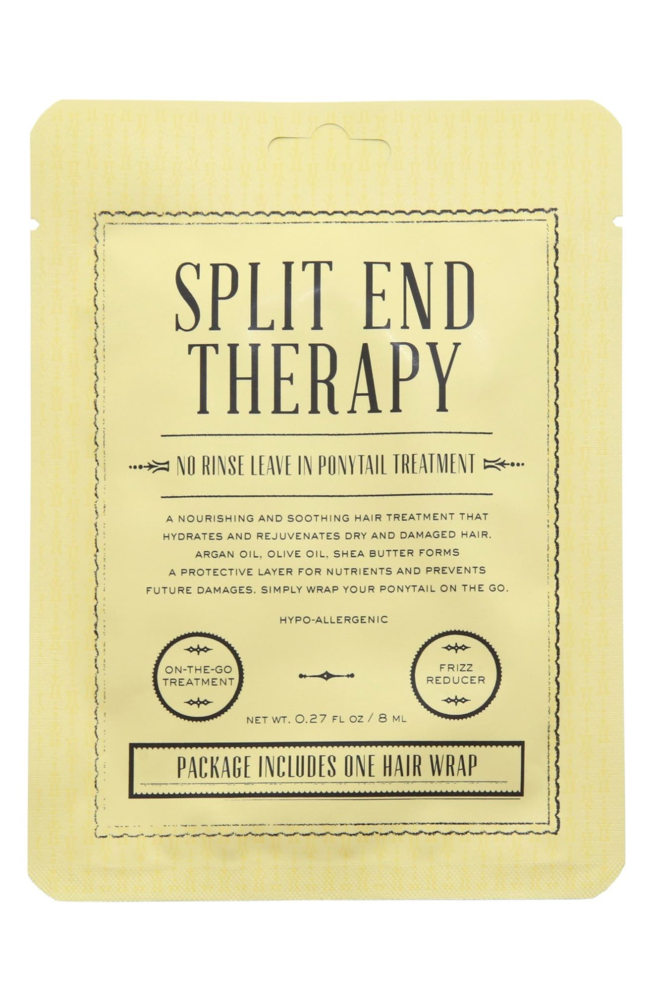 Split End Therapy No Rinse Leave-In Ponytail Treatment