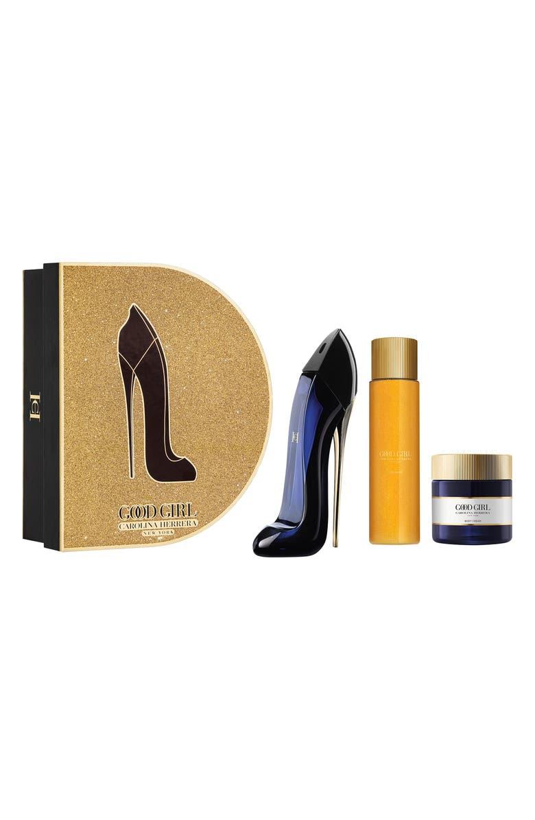 CAROLINA HERRERA Good Girl Eau de Parfum Set, Main, color, NO COLOR