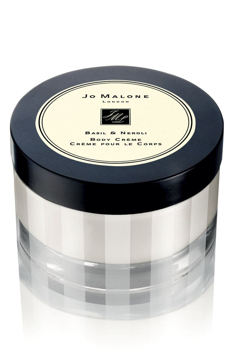 JO MALONE LONDON<SUP>™</SUP> Basil & Neroli Body Crème, Main, color, 000