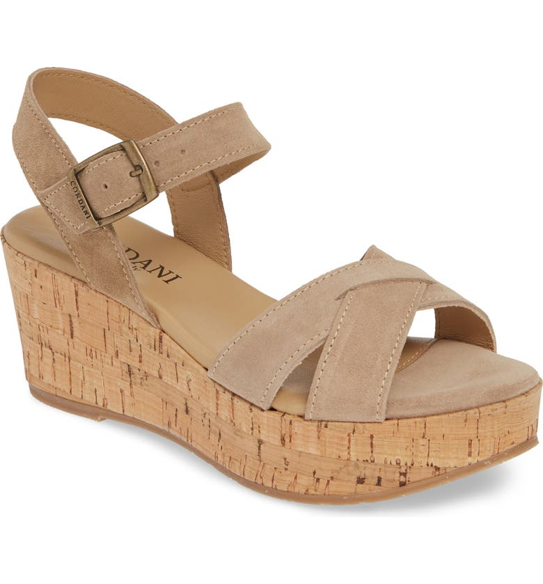 30a6c075a77 Candy Wedge Sandal