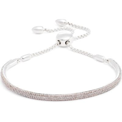Monica Vinader Stellar Pave Diamond Mini Bar Bracelet