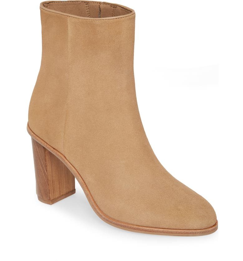 TED BAKER LONDON Orbida Pull-On Bootie, Main, color, CAMEL