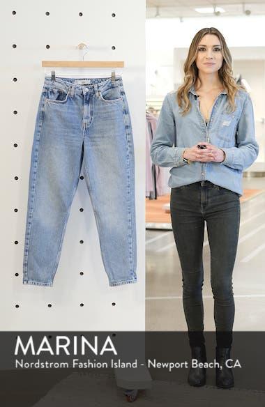 Autumn High Waist Mom Jeans, sales video thumbnail