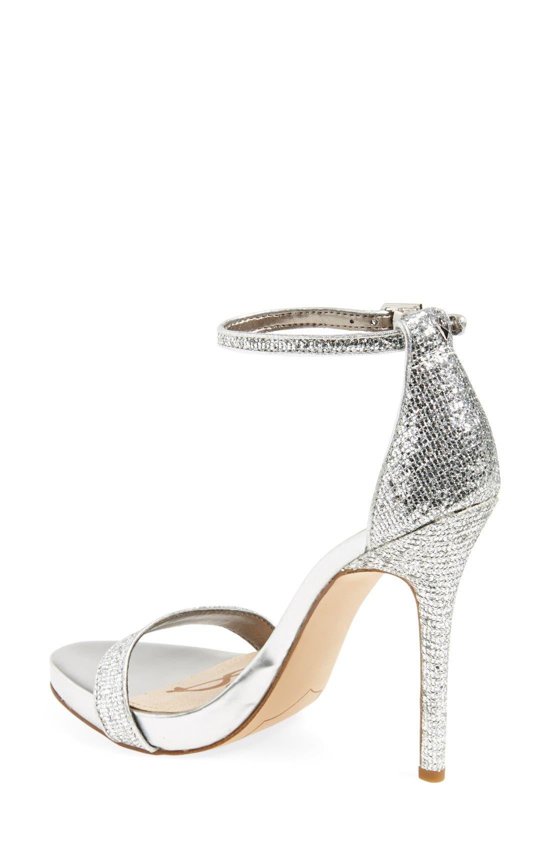 ,                             'Eleanor' Ankle Strap Sandal,                             Alternate thumbnail 70, color,                             041