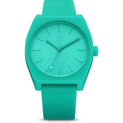 Adidas Process Silicone Strap Watch,
