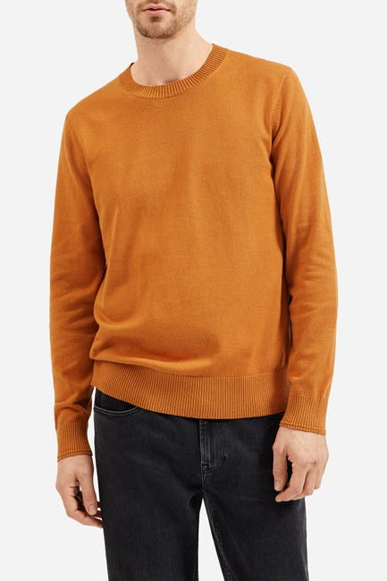 Image of EVERLANE Crew Neck Knit Sweater