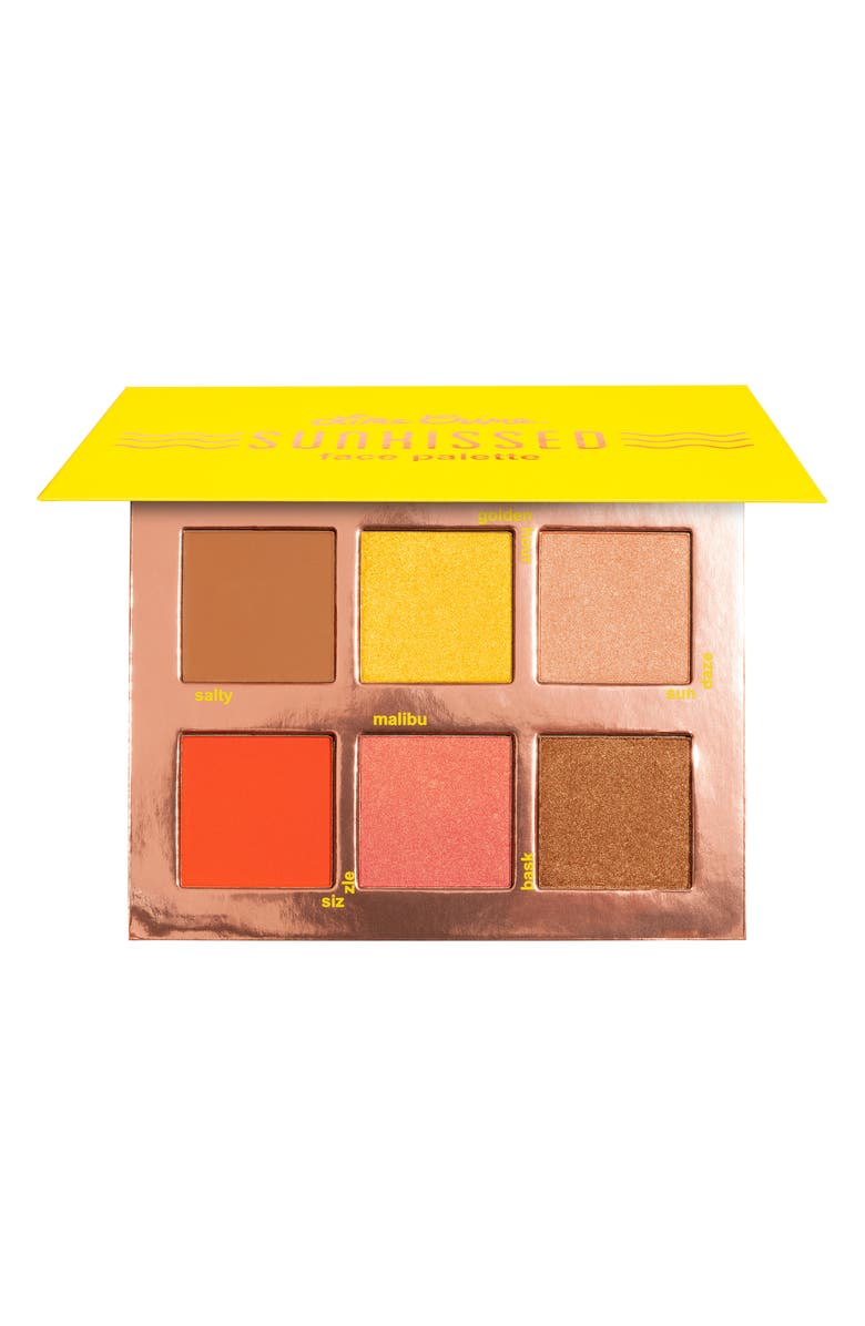 LIME CRIME Sunkissed Face Palette, Main, color, NO COLOR