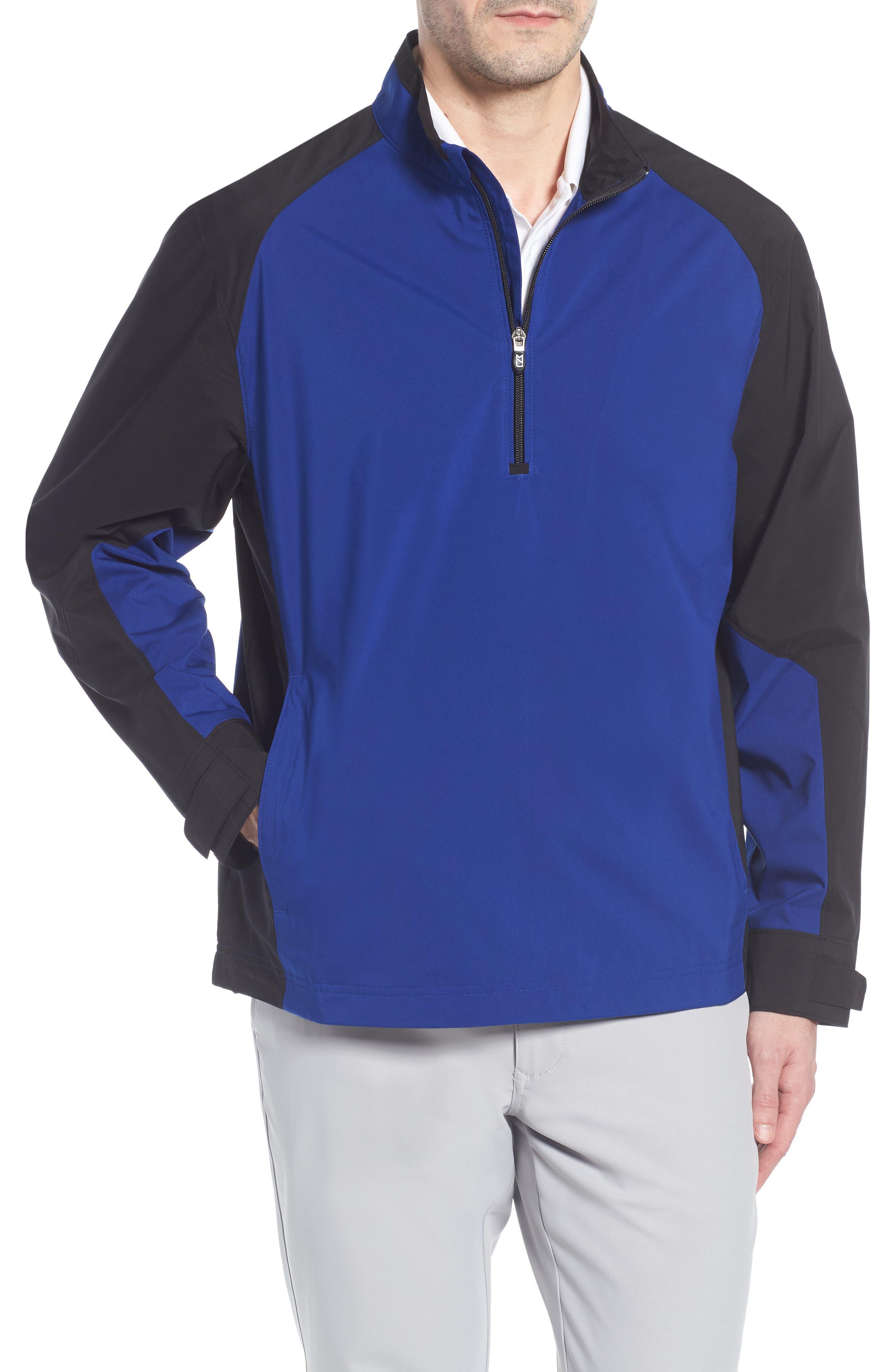 ,                             'Summit' WeatherTec Wind & Water Resistant Half Zip Jacket,                             Main thumbnail 13, color,                             401