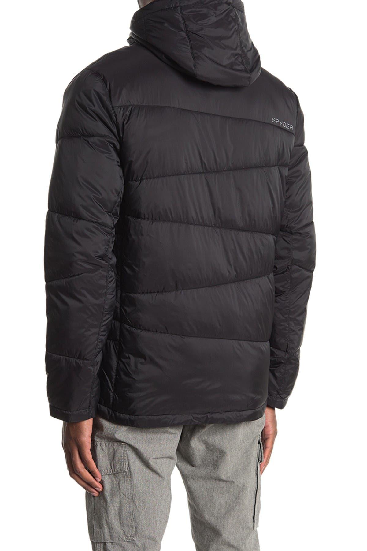Nexus Puffer Jacket