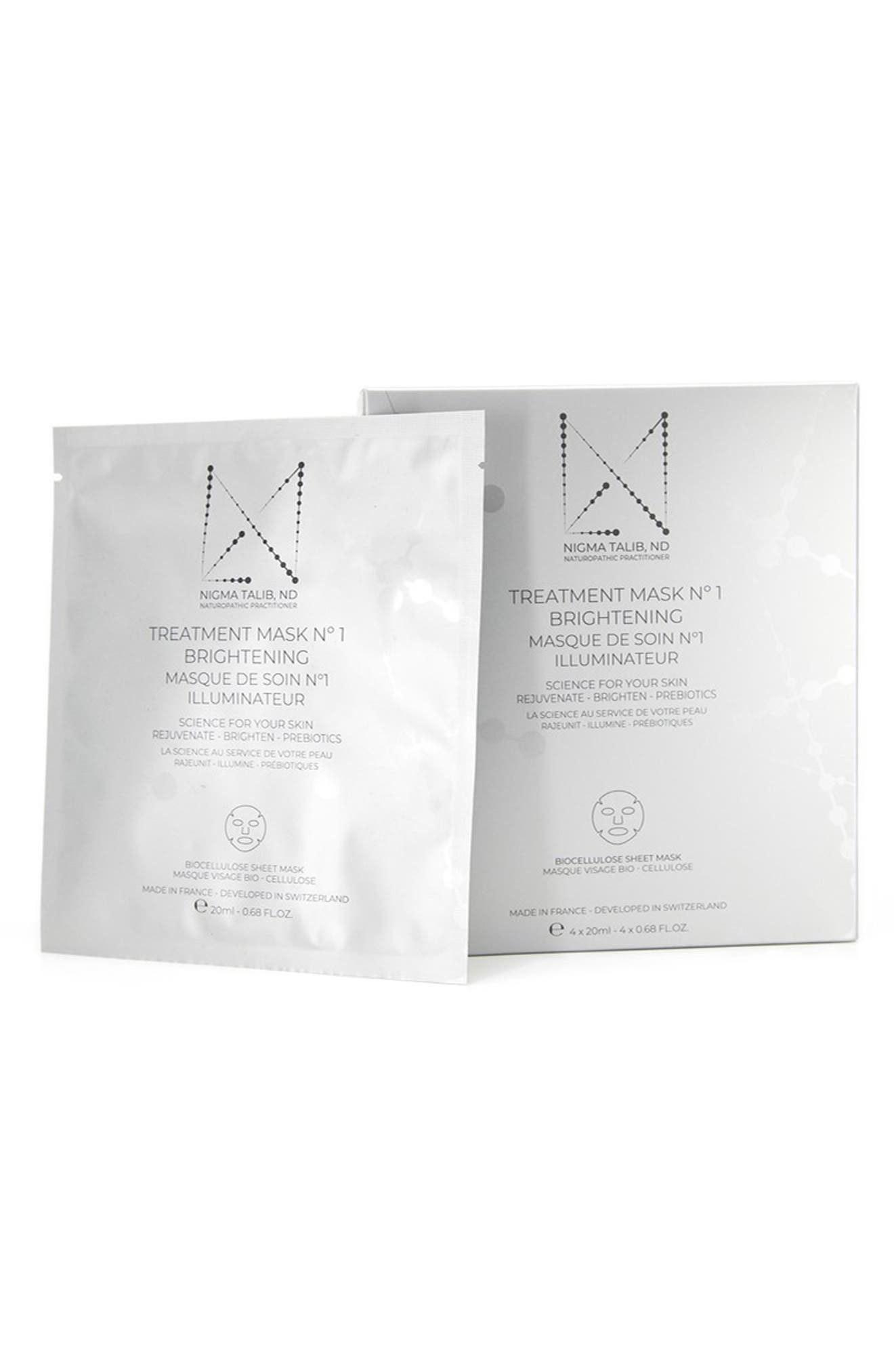 Treatment Mask No.1 Brightening Face Mask