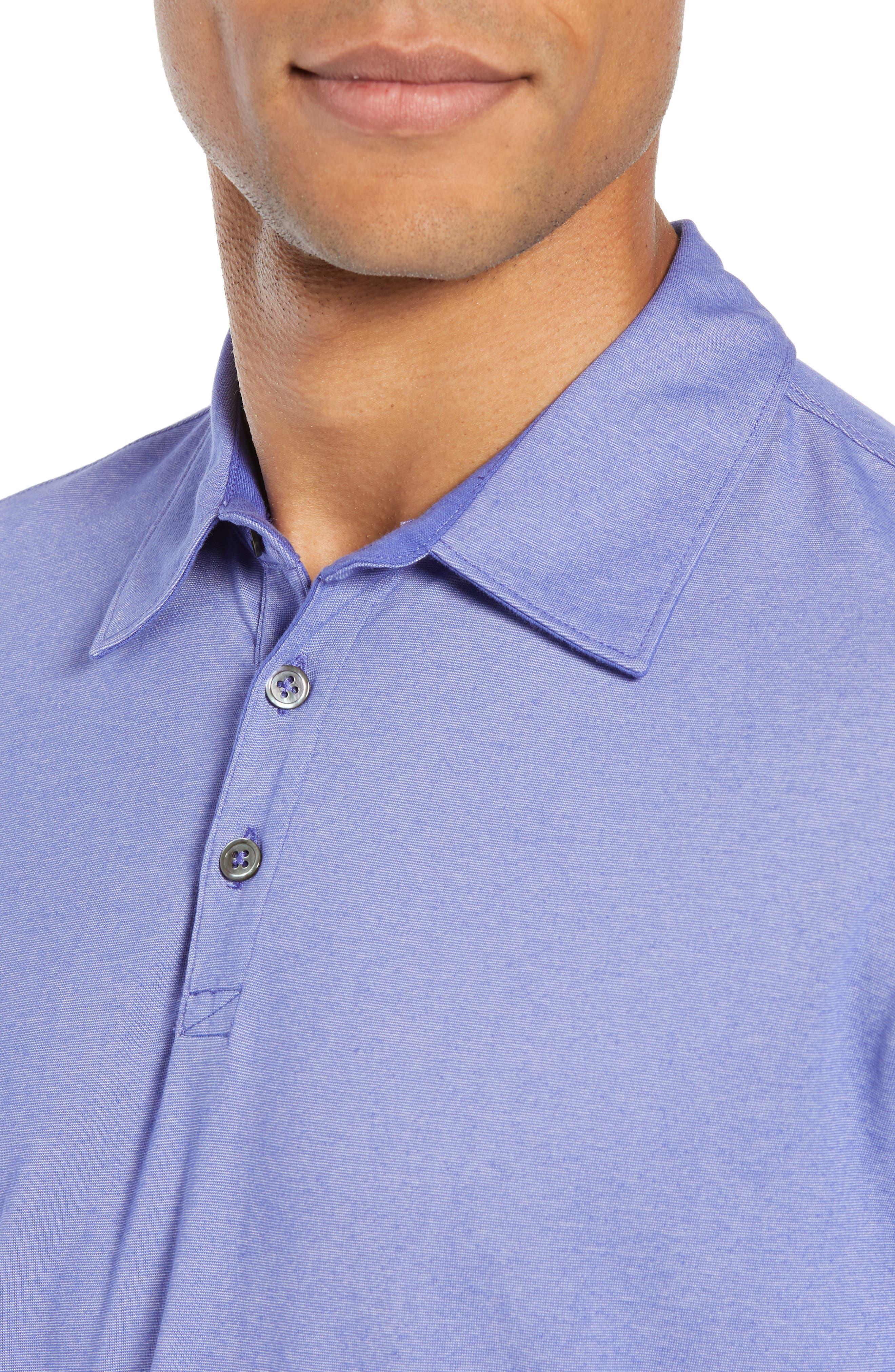 ,                             Benton Long Sleeve Polo,                             Alternate thumbnail 22, color,                             532