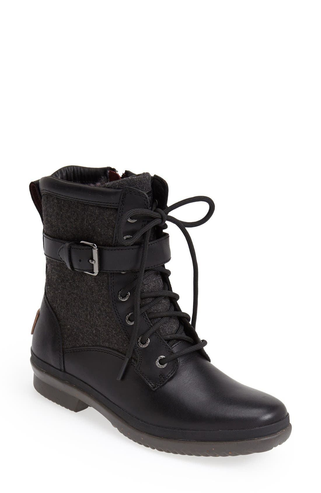 leather uggs boots on sale