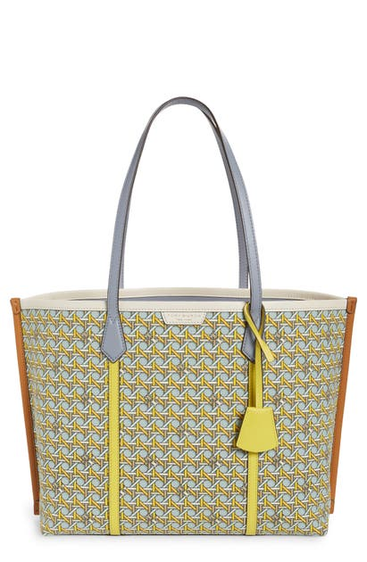 Tory Burch Canvases PERRY PRINTED CANVAS TOTE