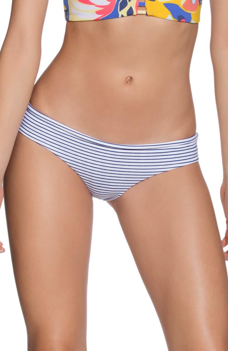 MAAJI Bahama Mama Reversible Bikini Bottoms, Main, color, MULTI BLUE