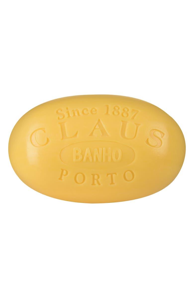 CLAUS PORTO Banho Citron Verbena Large Bath Soap, Main, color, NO COLOR