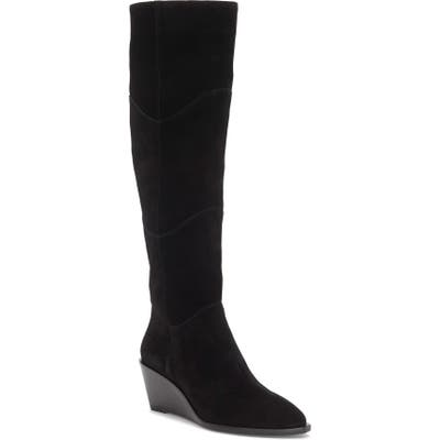 1.state Kern Over The Knee Boot- Black