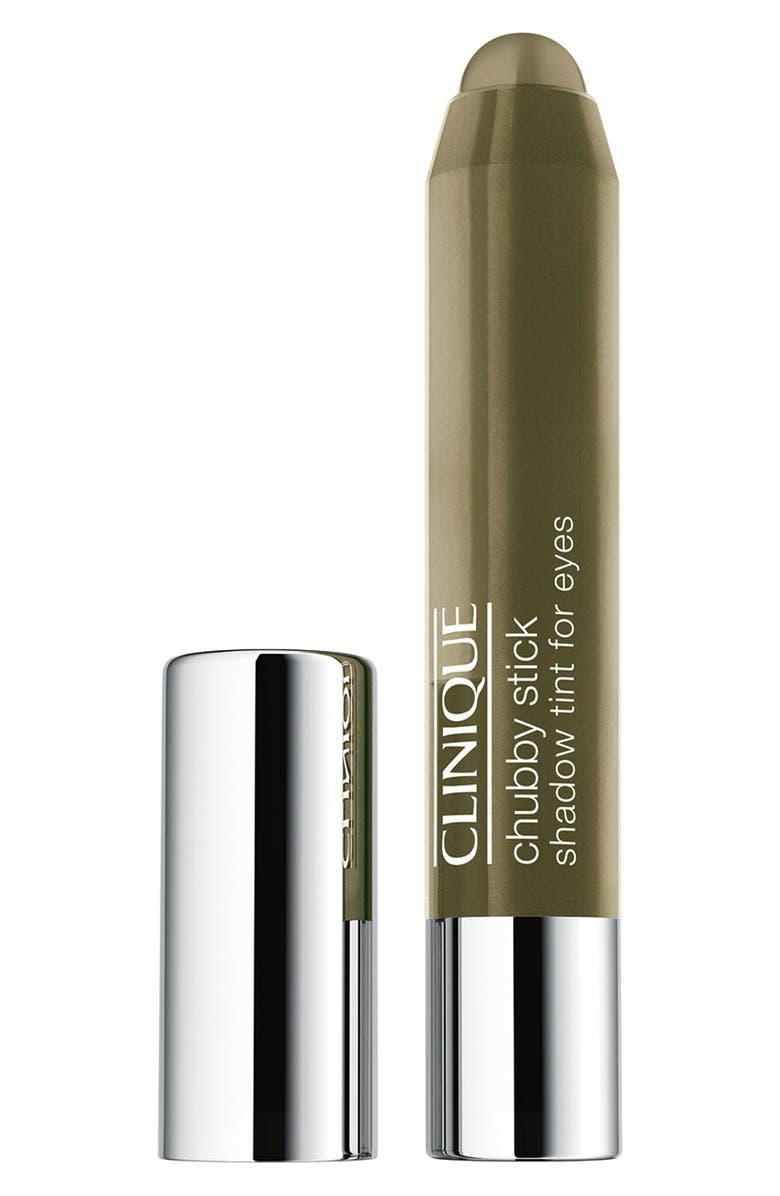 CLINIQUE Chubby Stick Shadow Tint for Eyes, Main, color, WHOPPING WILLOW