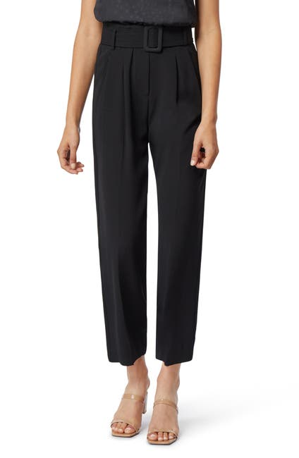 Image of Habitual Payton High Waist Belted Trousers