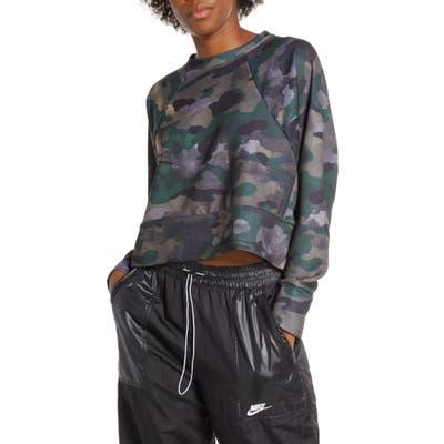 Nike Rebel Dri-Fit Crewneck Pullover